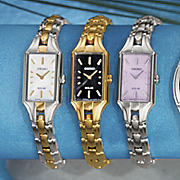 Womens Round Bracelet Watches by Seiko