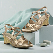 Bakers Dozen Sandals By Aerosoles
