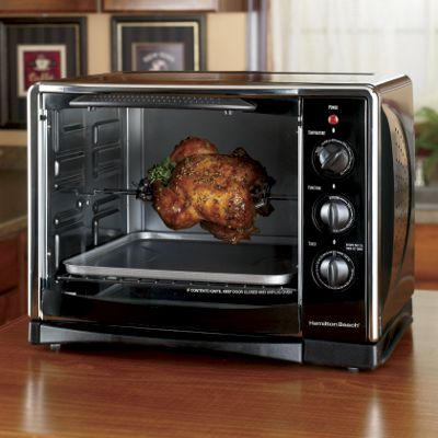 Hamilton Beach ToasterRotisserie Convection Oven