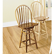 24 arrowback counter stool