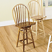 29 arrowback bar stool