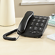 Big Button Desk Phone By Emerson