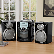 Cd stereo System With Detachable Speakers By Coby