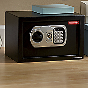 Compact Digital Steel Security Safe By Honeywell