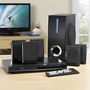 51 Channel Blu ray Home Theater System