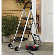 2 in 1 ladder cart