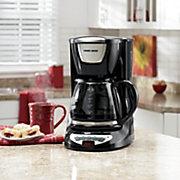 programmable 12 cup coffemaker by black decker