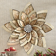 Genuine Capiz Shell Wall Art