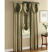 Window Treatments Ombre Semi Sheer