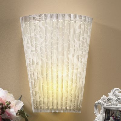 Battery Operated Crystal Wall Sconces : Home Furniture Decoration: Wall Sconces Battery Operated
