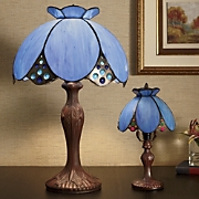 Forget Me Not Accent and Table Lamps
