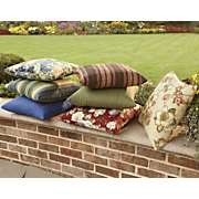 Polyester Outdoor Cushions for Resin Furniture