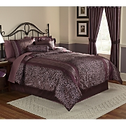 Antoinette Bed Set Valance And Panel Pair