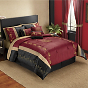 Westford And Empress Bed Set Valance And Panel Pair