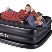 Rising Comfort Raised Queen Airbed by Intex<sup class='mark'> &reg;</sup>