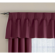 color connection pinch pleat valance by montgomery ward