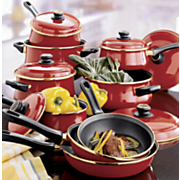 Magefesa Cookware Tuscany 15 Pc Set