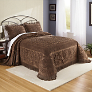 Emily Chenille Throw Bedspread
