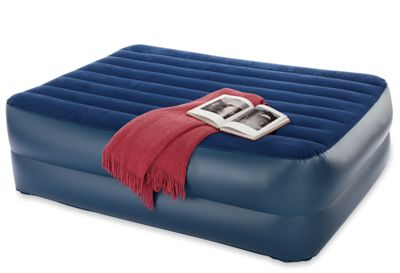 Flocked Top Queen Size Airbed