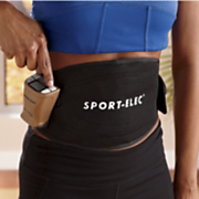 The Ab Belt By Sport elec   As Seen On Tv