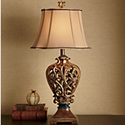Lamp, Dramatic, Oversized Statement