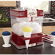 Retro Snow Cone Machine