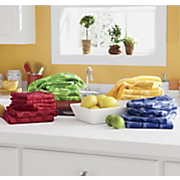 Towels 12 Pc Fruit Microfiber Set