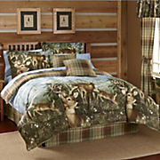 Deer Creek Complete Bedding and Window Treatments