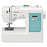 Stylist Computerized Sewing Machine By Singer