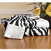 300 Thread Count Zebra Sheets
