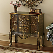 Ornate Wooden Console