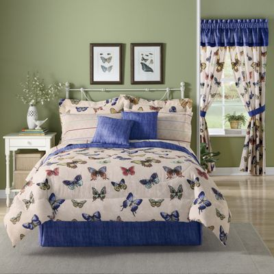 Paradise Bedding and Window Treatments