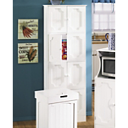 Farmhouse 8 Door Pantry