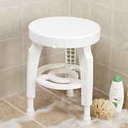Bath Seat 360 Swivel With Antimicrobial Bacti X