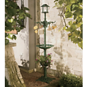 4 In 1 Solar Bird Spa and Feeder