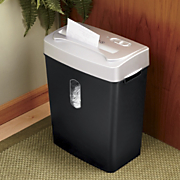 Royal Personal Crosscut Paper Shredder