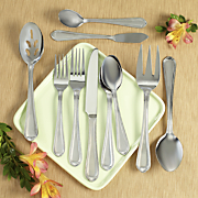 Flatware, Cumberland 65-Piece Set