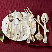 Hanging Flatware from Montgomery Ward