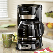 12 cup Digital Coffeemaker By Black and Decker