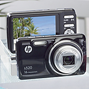 16 mp 8x optical zoom camera by hewlett packard