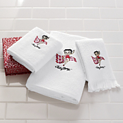 Bath Towel Set Hello Betty 3 Piece Set