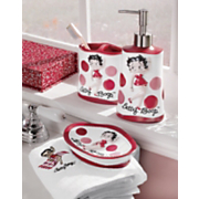 Bath Accessories Set Hello Betty 3 Piece