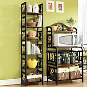 6 tier Sunflower Shelf