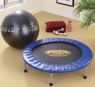 Trampoline and Stayball Set by Pure