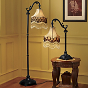 Victorian Shade Floor Lamp