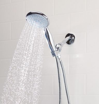 Shower Head Deluxe Handheld With Extra Long Cord