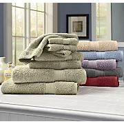 Comfort Creek Towels Nobility Oversized Egyptian Cotton 8 piece set
