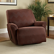 Optic Stretch Slipcover