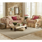 Lexington Slipcovers And Pillow
