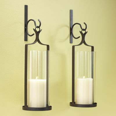 Set Of 2 Wall Sconces